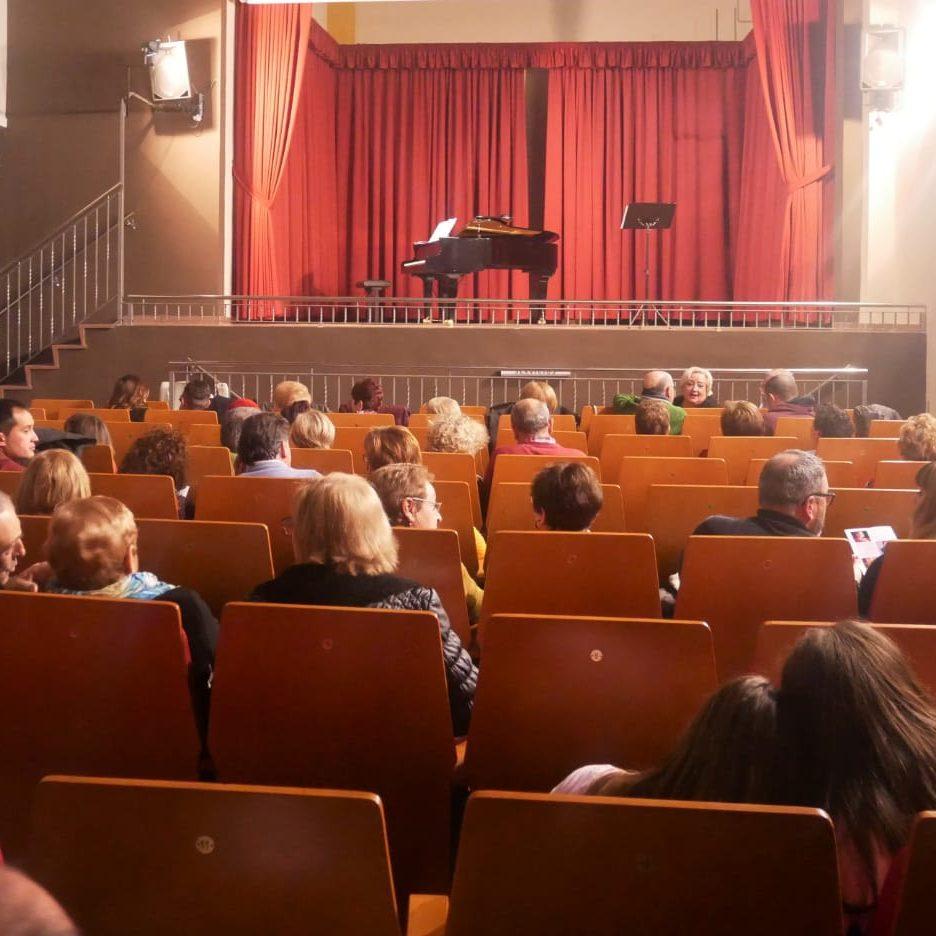 Música clásica y lírica en Navidad