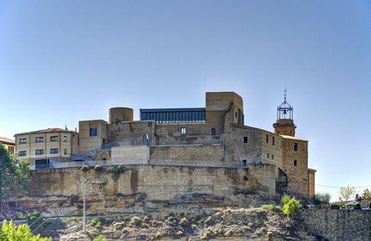 Castillo del Compromiso Caspe