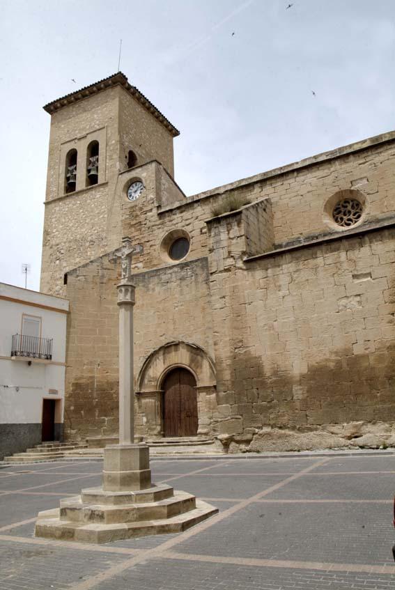 Iglesia de San Bartolomé de Nonaspe