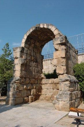 Mausoleo Romano-Tumba de Miralpeix- Caspe