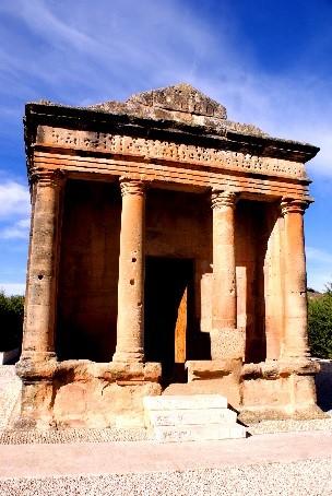 Mausoleo Romano de Lucio Emilio Lupo- Fabara